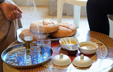 Arganový olej do kuchyně